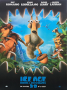 Ice Age 3D Movie One Sheet